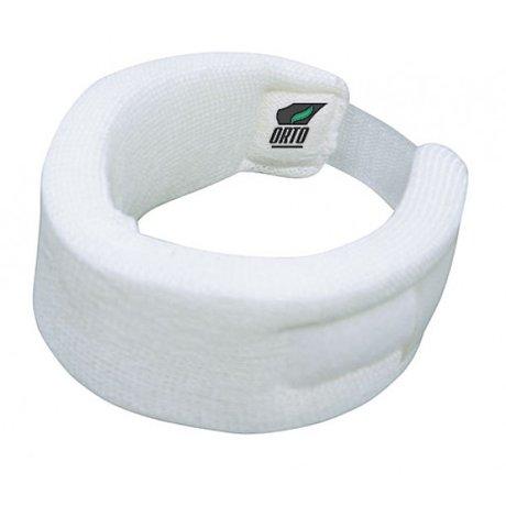 Воротник ортопедический мягкий  для детенй (до 1 года) 3,4см длина 32см (Бандаж Шанца) бел.