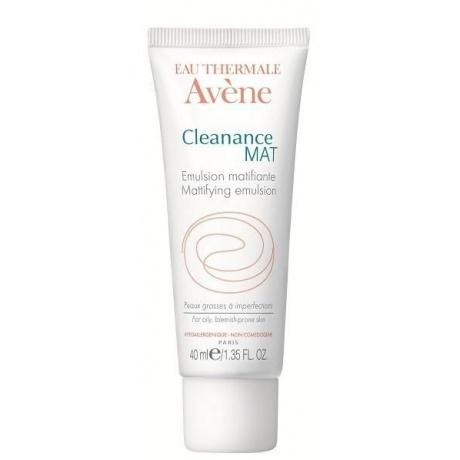 Авен Клинанс (Avene Cleanance) матирующая эмульсия против жирного блеска, 40 мл
