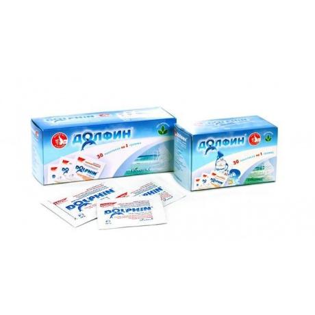 ДОЛФИН средство  для промывания носа при аллергии 2г, 30 шт.