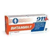 911 Витамин F крем жирный, 50мл