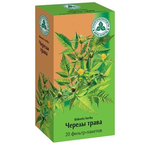 Череды трава пакетики-фильтры 1,5г, 20 шт.
