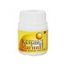Кальцид+Магний таблетки 500 мг, 100 шт.
