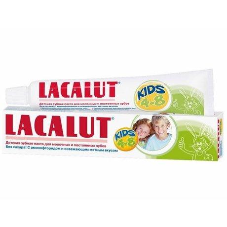 Зубная паста детская ЛАКАЛЮТ Kids (4-8лет), 50мл