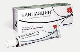 Клиндацин туб.(крем ваг.) 2% 20г + аппл.