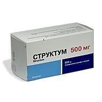 Структум капсулы 500 мг, 60 шт.