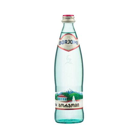 Вода минеральная БОРЖОМИ 0,33л (стекло)