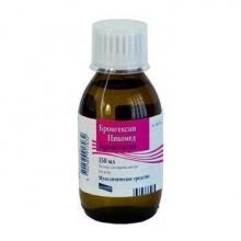 Бромгексин Никомед флаконы 0.8 мг/мл , 150 мл