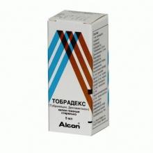 ТобраДекс капли глазные, 5 мл