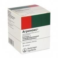 Агренокс капсулы, 30 шт.