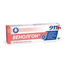 911 Венолгон гель 100мл