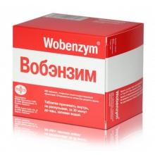 Вобэнзим таблетки покрытые оболочкой №200