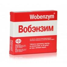 Вобэнзим таблетки покрытые оболочкой №40