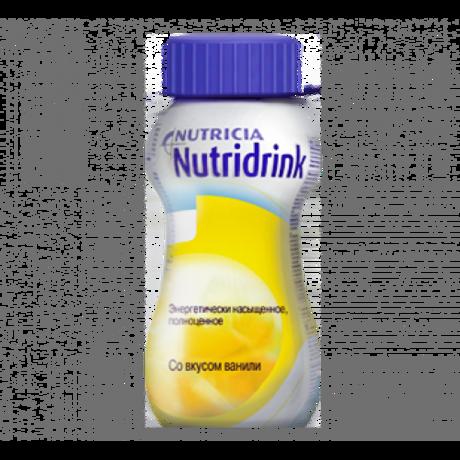 Смесь питательная НУТРИДРИНК ваниль для энтерального питания, 200 мл
