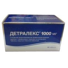 Детралекс таблетки 1 г, 60 шт.