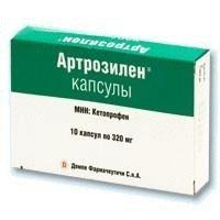 Артрозилен капсулы 320 мг, 10 шт.