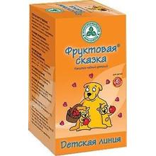 Чайный напиток ФРУКТОВАЯ СКАЗКА для детей фильтр-пакет 1,5 г, 20 шт.