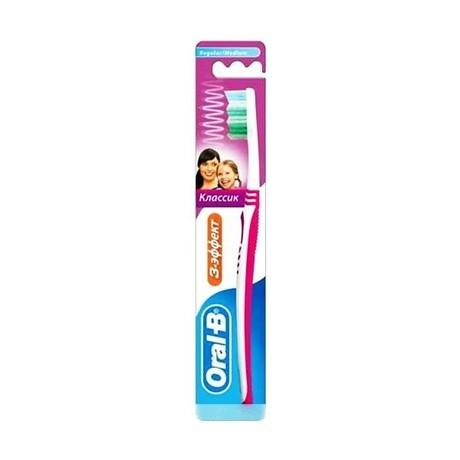 Зубная щетка ORAL-B Classic 40 средняя