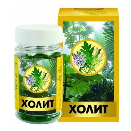 Холит капсулы  550 мг, 60 шт.