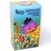 Эхинацеи пурпурной трава пакетик, 50 г