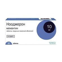 Нооджерон таблетки 10 мг, 90 шт.