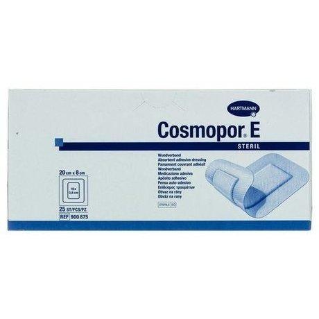 Повязка COSMOPOR E Steril послеоперационная самоклеющаяся 20см х 8см, 1 шт.