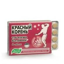 Красный корень таблетки, 60 шт.