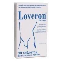 Лаверон таблетки 250 мг, 30 шт. (муж.)