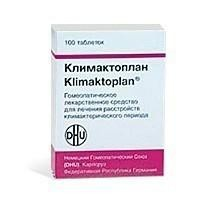 Климактоплан Н таблетки, 100 шт.