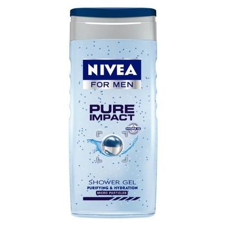 """NIVEA For Men гель для душа """"Заряд чистоты"""" 250 мл"""