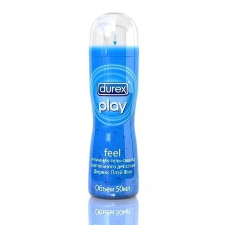 Гель-смазка DUREX Play Feel 50мл