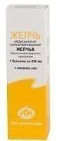 Желчь медицинская консервированная флакон 250мл