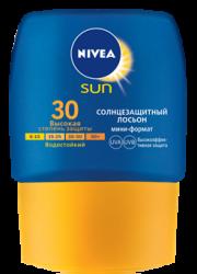 NIVEA Baby Sun лосьон солнцезащитный SPF-30 50 мл (арт. 85858) мини-формат