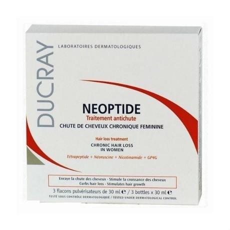 DUCRAY NEOPTIDE лосьон против выпадения волос 30 мл, 3 шт. цена в ...