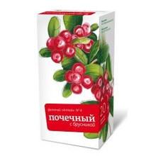 Чайный напиток АЛТАЙ №4 почечный с брусникой фильтр-пакеты 2г, 20 шт.