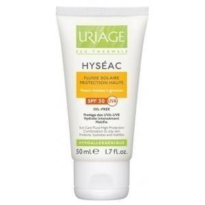 Uriage HYSEAC эмульсия солнцезащитная SPF-30 50 мл