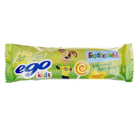 Батончики мюсли EGO Kids карамельная глазурь 25 г