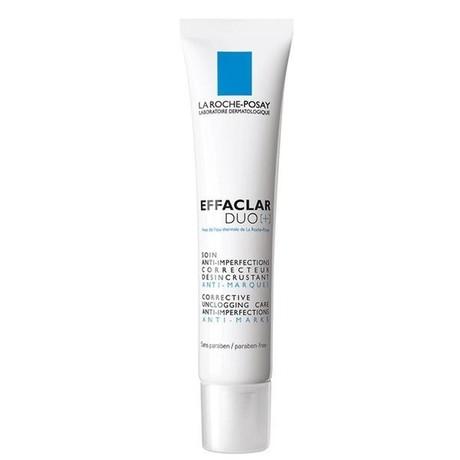 La Roche-Posay EFFACLAR DUO plus крем-гель корректирующий для проблемной кожи против несовершенств и постакне 40 мл
