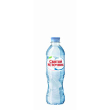 Вода питьевая Святой Источник 0,5л (н/газ.)