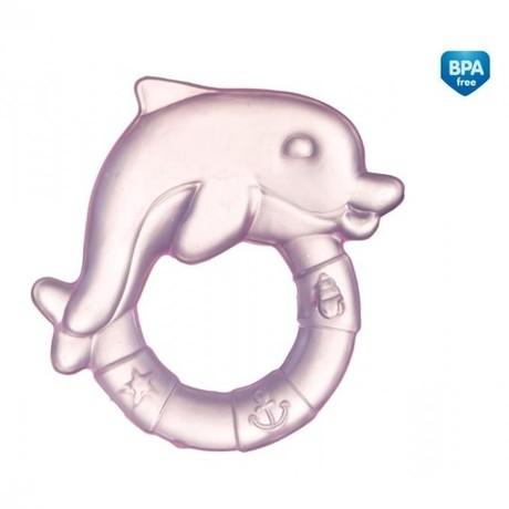"""Прорезыватель для зубов CANPOL BABIES водный """"Дельфин"""" (арт. 210412012)"""