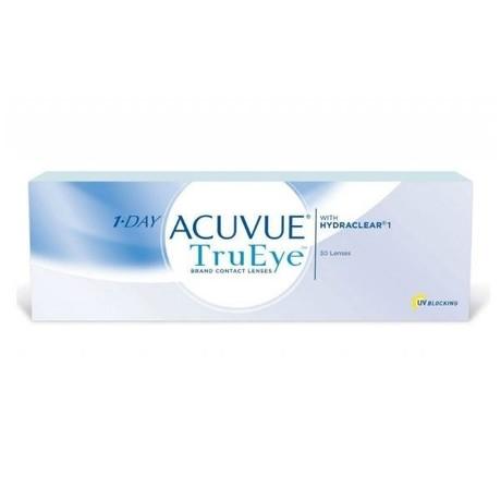 Линзы One Day Acuvue TruEye (30 pack) 8.5, -4.50