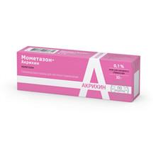 Мометазон-Акрихин крем 0,1% 30г