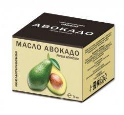 Масло косметическое Авокадо 75мл