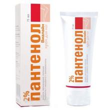Пантенол Виалайн 2% крем для ног 75мл (5 + 1)