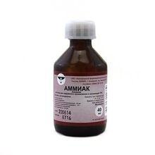 Аммиака раствор 10%, 40 мл
