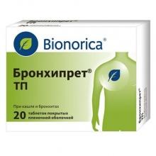 Бронхипрет ТП таблетки, 20 шт.