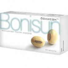 Бонисан капсулы 460 мг, 24 шт.