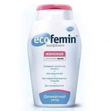 Экофемин мыло интимное, 200 мл