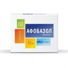 Афобазол таблетки 10мг №60